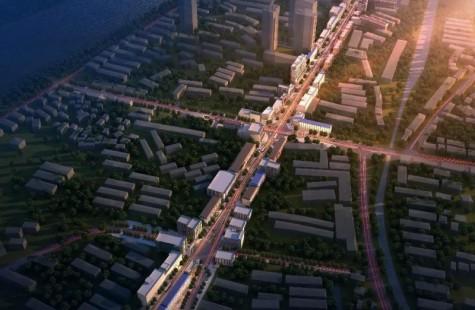 天华路新合作地下商业街
